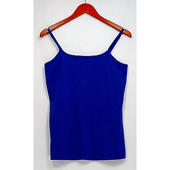 Liz Claiborne hemd New York Essentials Scoop nek hemd blauw A264114