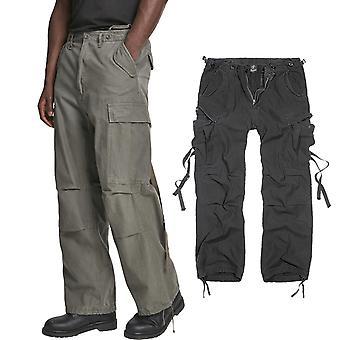 Brandit M65 Vintage Cargo Army ulkoilu housut