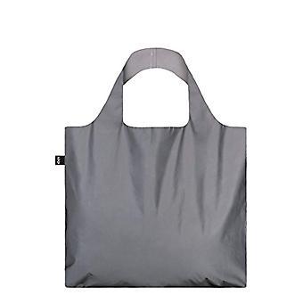 LOQI REFLECTERENDE zilveren tas