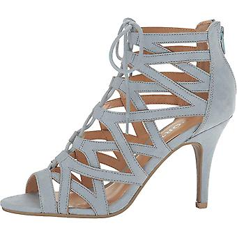 Rapport Womens Minsky Peep Toe Special Occasion Strappy Sandals