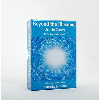 Beyond The Illusions Oracle Cards 9780648245506