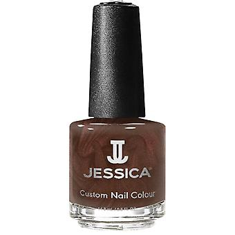 Jessica Vintage Beauty 2019 Collection polonaise d'ongles d'automne - Mustang (U1202) 14.8ml
