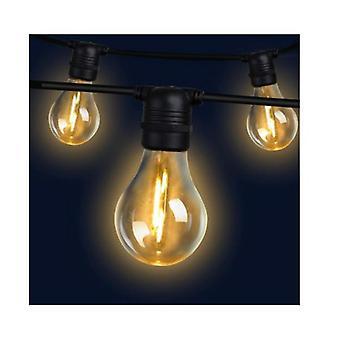 41M LED Festoon String Lights 40 bollen kits A19
