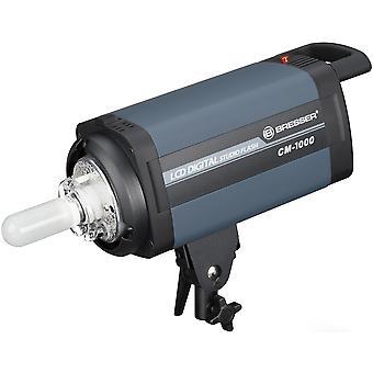 BRESSER CM-1000 Lampa błyskowa studyjna z ekranem dotykowym
