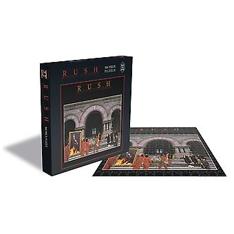 Rocksaws - moving pictures - rush 500pc puzzle