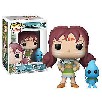 Ni No Kuni 2 Revenant Kingdom Tani with Higgledy Pop! Vinyl