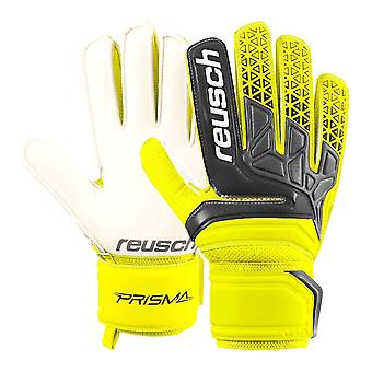 Reusch Prisma SD Mens вратарь вратарь перчатки желтый/черный