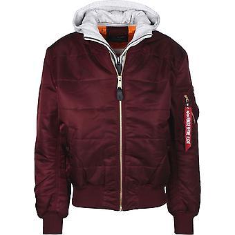 MA-1 D-Tec puffer jakke