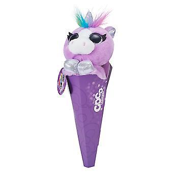 Zuru Coco Plush Cones Series 1 - Lola The Unicorn