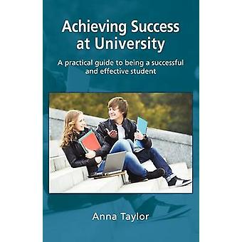 Achieving Success at University by Taylor & Anna