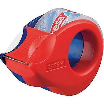 TESA tape dispenser 57858-00000 blauw, rood