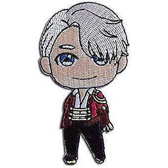 Patch - Yuri On Ice - Yuri On Ice!!! -SD Victor New Licensed ge44351