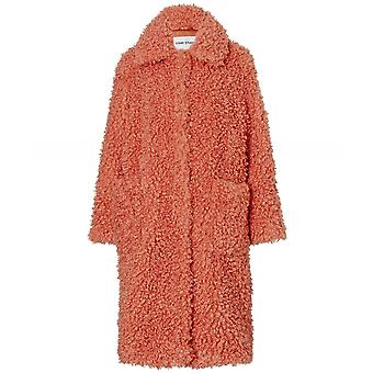 Stand Taylor Oversized Faux Shearling Coat