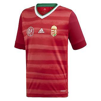 2020-2021 Hungary Home Adidas Football Shirt (Kids)