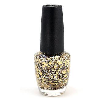 OPI Spotlight op glitter Nail lak 15ml bereikte mijn goud!