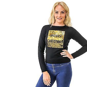Christmas Shop kvinner/damer jul/nytt år jumper