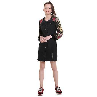 Desigual Women's Denim Roxanne Dress