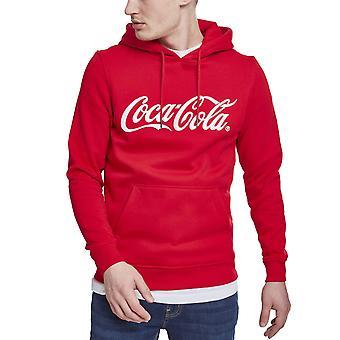 Merchcode Fleece Hoody - Coca Cola Classic