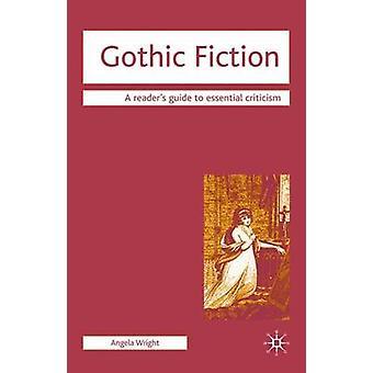 Gothic fictie door Angela Wright