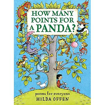 How Many Points For A Panda by Offen & Hilda