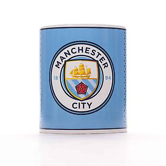 Manchester City FC Fade Creamic Drink Coffee Football Soccer Mug Cup