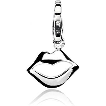 Charm Stein Lawson JC99A165 - Charm Anhänger Silber Mund Frau