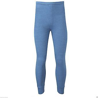 Sokker uwear Herre Vinter Thermal Long John (Pakke med 4) - Blå - XX-Large