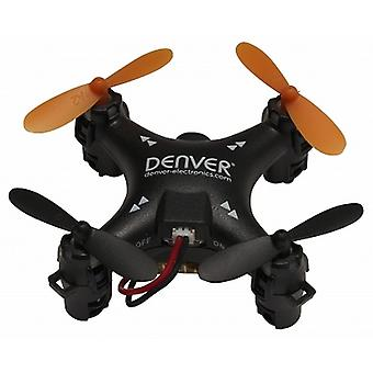 Denver Electronics DRO-120 2.4 GHz 150 mAh sort drone