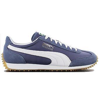 Puma Whirlwind Classic 351293-87 Buty Blue Sneaker Buty sportowe