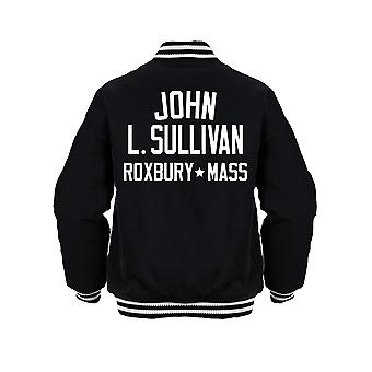 John L. Sullivan Boxing Legend Kids Jacket