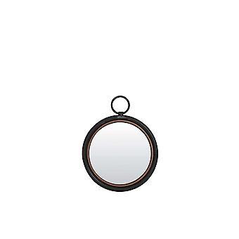 Light & Living Mirror 30cm Ideal Tin Copper