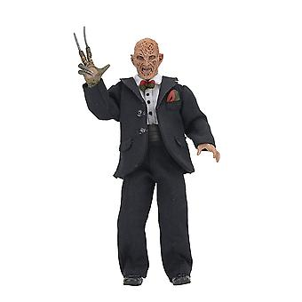 "A Nightmare on Elm Street Tuxedo Freddy 8"" Action Figure"