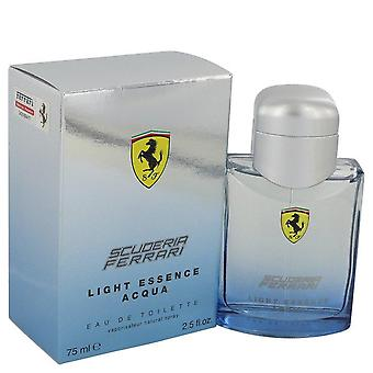 Ferrari leichte Essenz Acqua Eau De Toilette Spray von Ferrari 2,5 oz Eau De Toilette Spray
