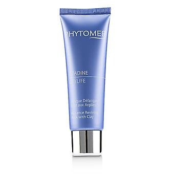Citadine citylife radiance reviving mask with clay 243409 50ml/1.6oz