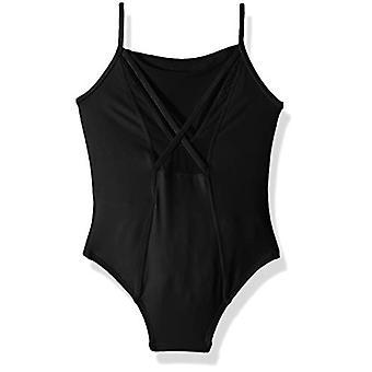 Danskin Girls-apos; Big Camisole Leotard, Black, Medium /, Black, Taille Moyenne / 8/10