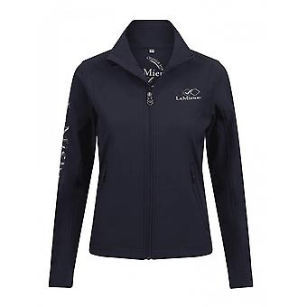 LeMieux Lemieux Team Lemieux Soft Shell Jacket - Navy Blue