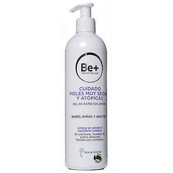 Be + Be + Bath Gel Without Soap 400 ml