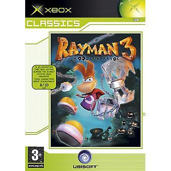 Rayman 3 (Xbox Classics) - New