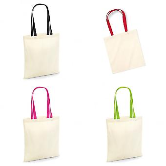 Westford Mill Contrast Handle Bag For Life