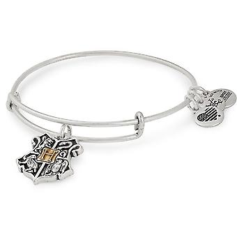 Alex And Ani Harry Potter Hogwarts Two Tone Charm Bangle - AS17HP02RS