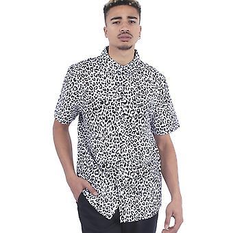 CAYLER & SONS Men's Short Sleeve WL Fresh Leopard Short Sleeve