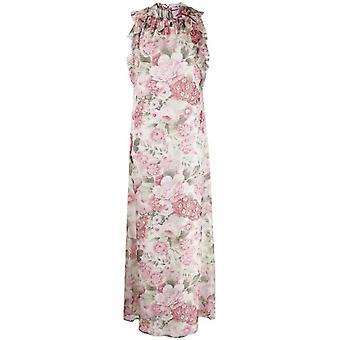P.a.r.o.s.h. D723214802 Women's Multicolor Polyester Dress