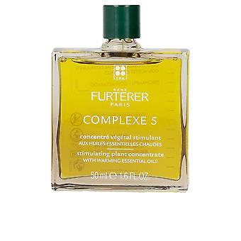 Rene Furterer Complexe 5 Estimulando Extrato de Planta Pré-shampoo 50 Ml Unissex