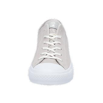Converse CHUCK TAYLOR ALL STAR Women's Sneaker Silver Gym Shoes