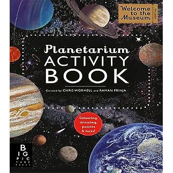 Planetarium Activity Book by Chris Wormell - 9781787414693 Book