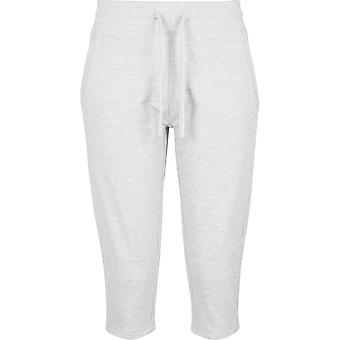 Build Your Brand Womens/Ladies Knee Length Terry Jogging Pants