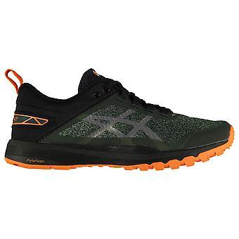 Asics Herre Gecko XT Running sko Trail snøre åndbar polstret ankel krave