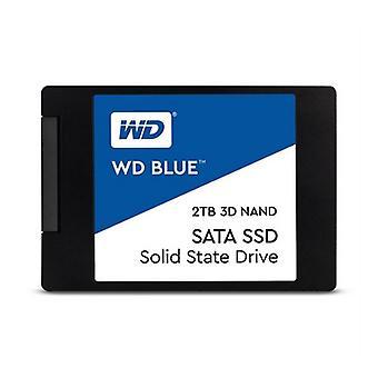 Hard Drive Western Digital WDS200T2B0A SSD 2 TB 2,5