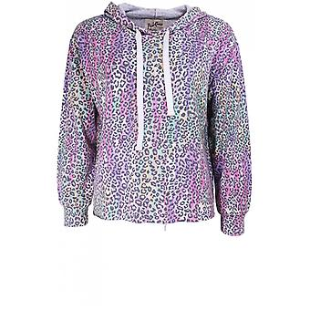 A Postcard from Brighton Piper Leopard Print Sweatshirt