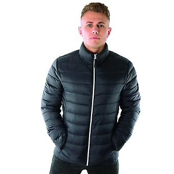Police Wapping 6442 Funnel Neck Padded Lightweight Jacket